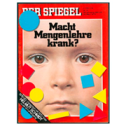 Cover of Der Spiegel, 25 March 1974